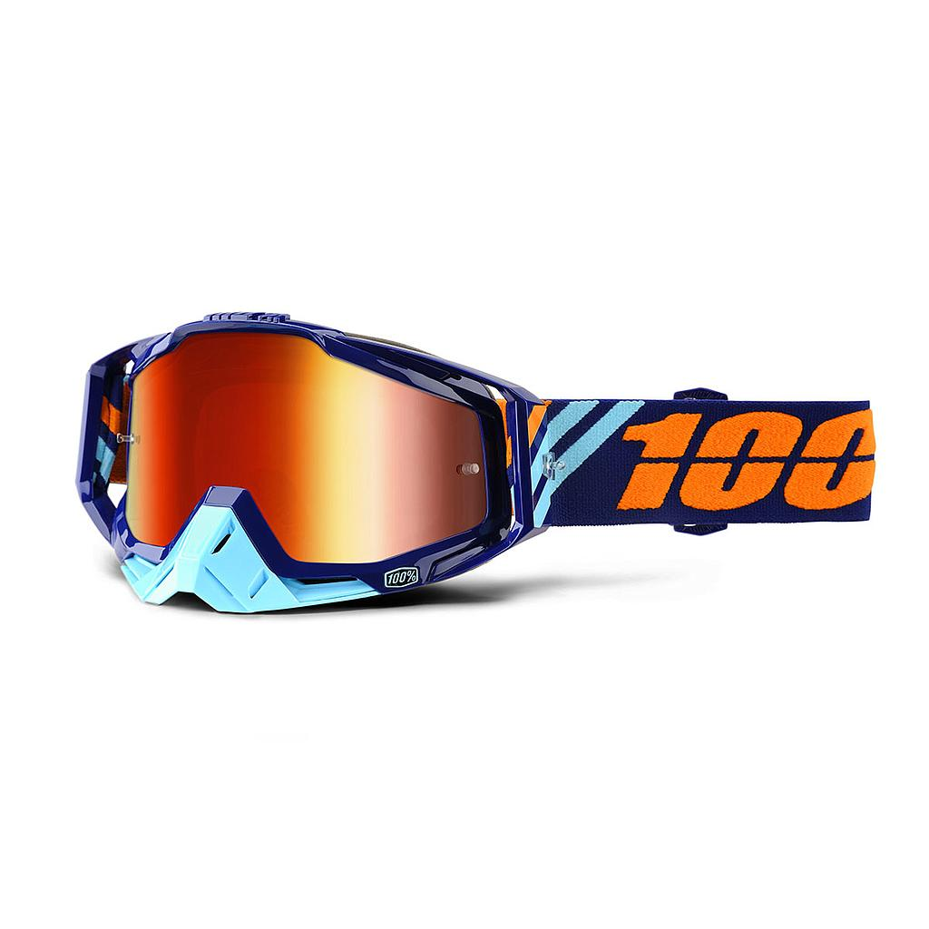 Antiparra RACECRAFT Calculus Navy - Mirror Red Lens
